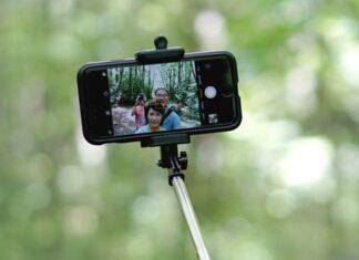 Kikjej do selfie